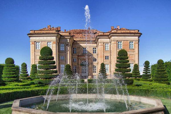 lemma castello guarene