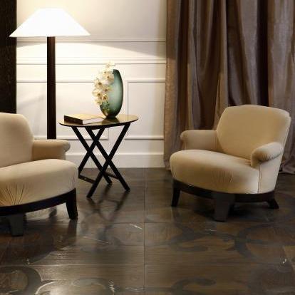 lemma parquet intarsiato legno marmo ara