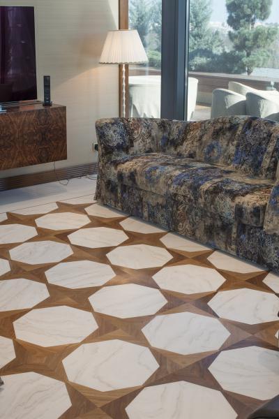 lemma parquet intarsiato legno marmo sorin