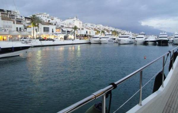 lemma yacht porto banus marbella