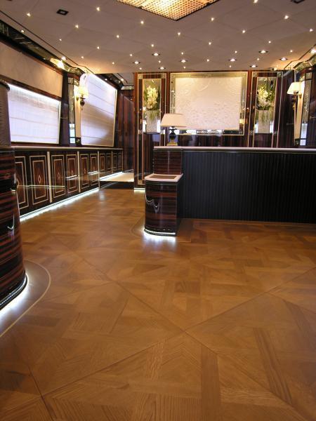 lemma pavimento legno piastrelle rovere