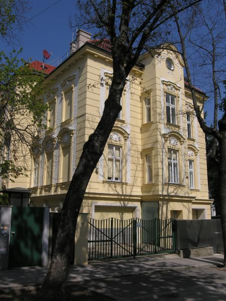 lemma villa storica vienna
