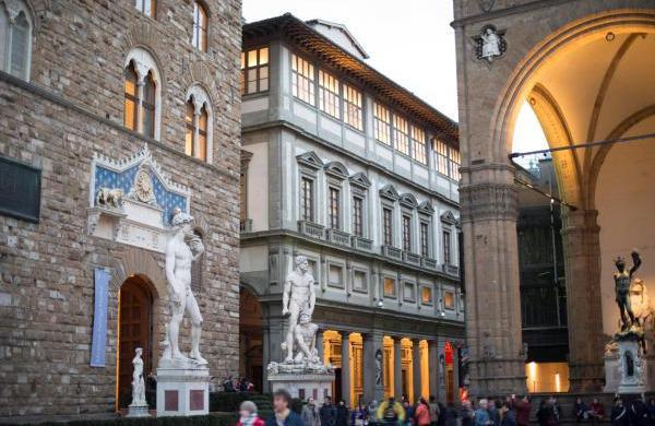 lemma Galleria degli Uffizi Firenze