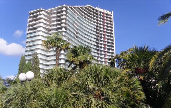 lemma Hyatt hotel sochi